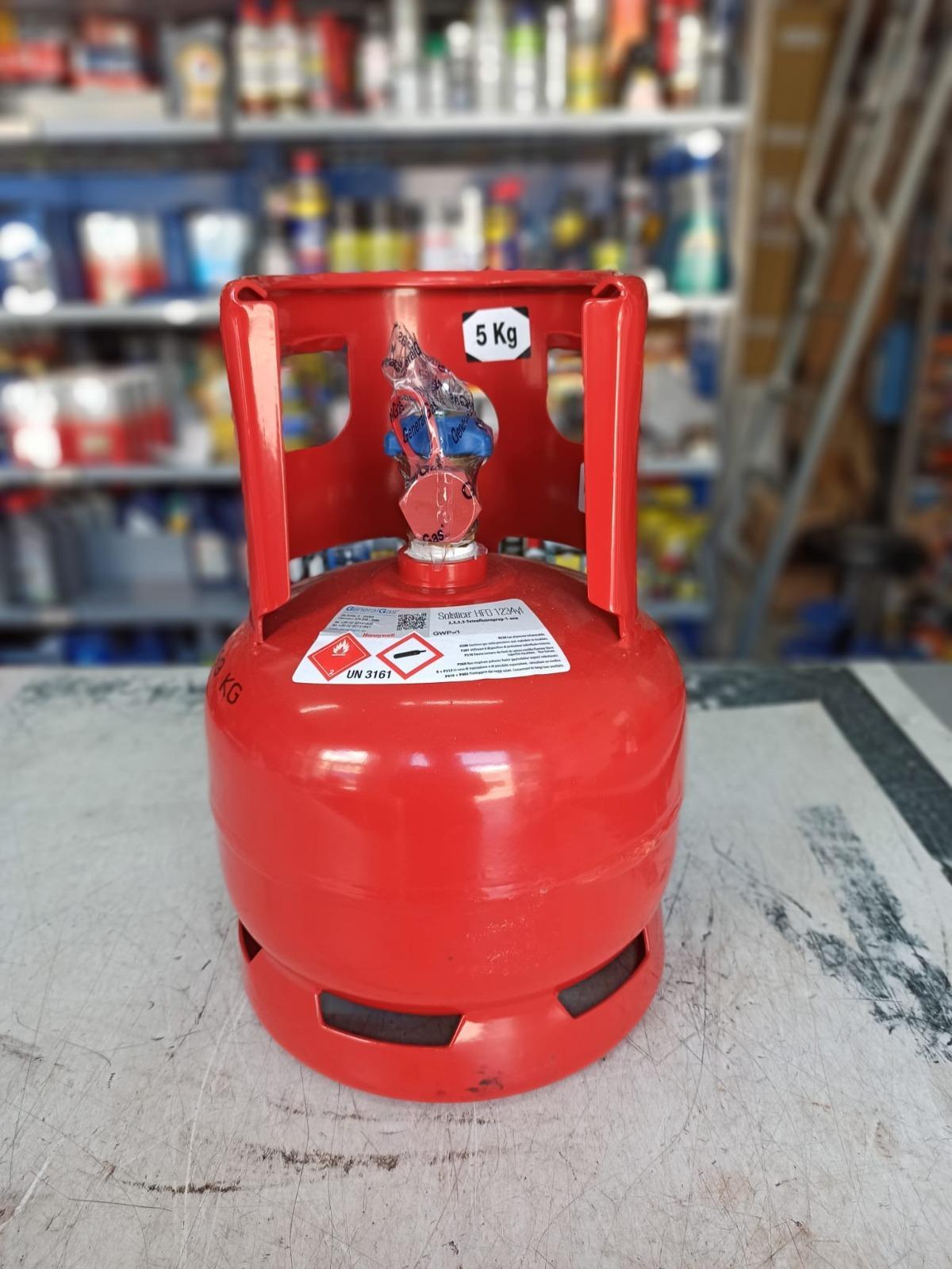Bombola Gas R1234YF